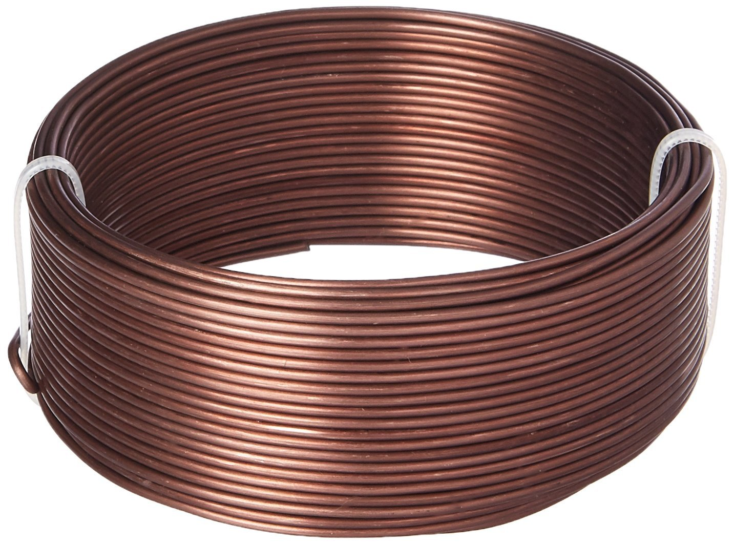 Sensational Amazon Com Dallas Bonsai Copper Colored Aluminum Wire 1 5 Mm 100 G Wiring Cloud Usnesfoxcilixyz