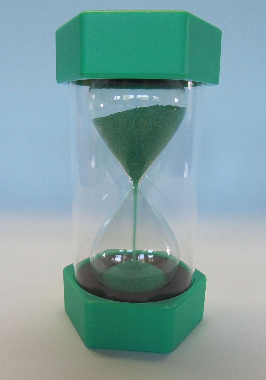 Sanduhr Sanduhren Eieruhren Experimentieren H/öhe 16cm 5er Set Top Qualit/ät