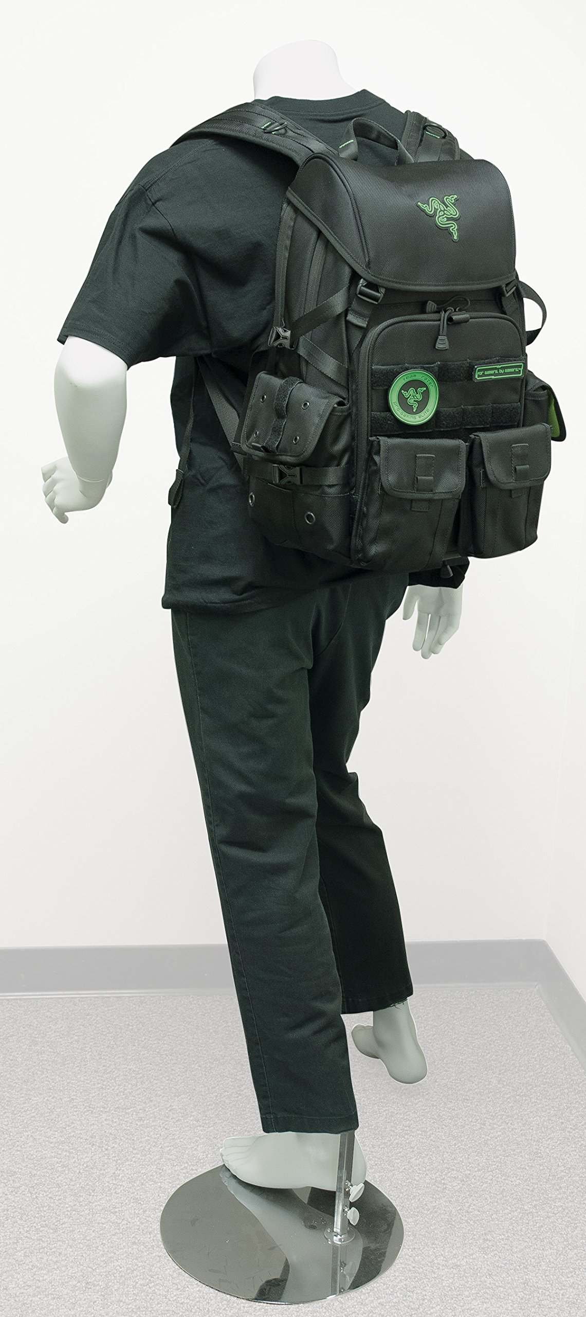Mobile Edge 17'' Razer Pro Tactical Backpack by Unknown (Image #6)