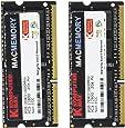 Komputerbay MACMEMORY 16Go (2x 8Go) PC3-12800 1600MHz 204-pin SODIMM mémoire d'ordinateur portable pour Apple Mac 10-10-10-27