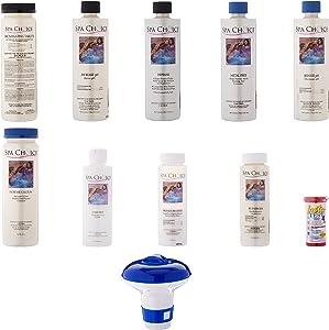 Spa Choice Standard Bromine Kit
