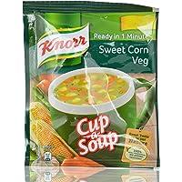 Knorr Soup Powder - Sweet Corn, 12g Pouch