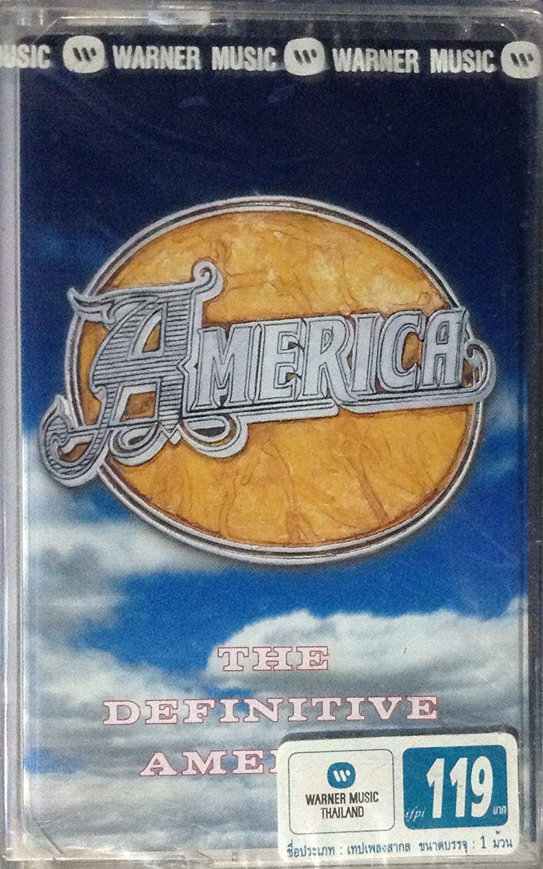 definitive america  America - The Definitive America -  Music