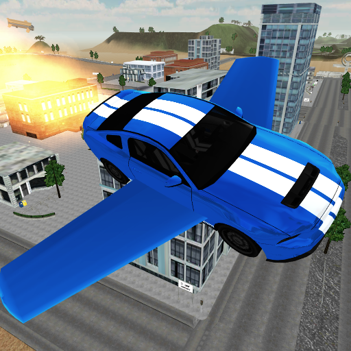 (Flying Car Driving Simulator)