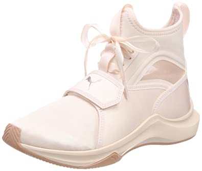 438ae35621b Puma Women s Phenom Satin Ep WN s Cross Trainers Black  Amazon.co.uk  Shoes    Bags