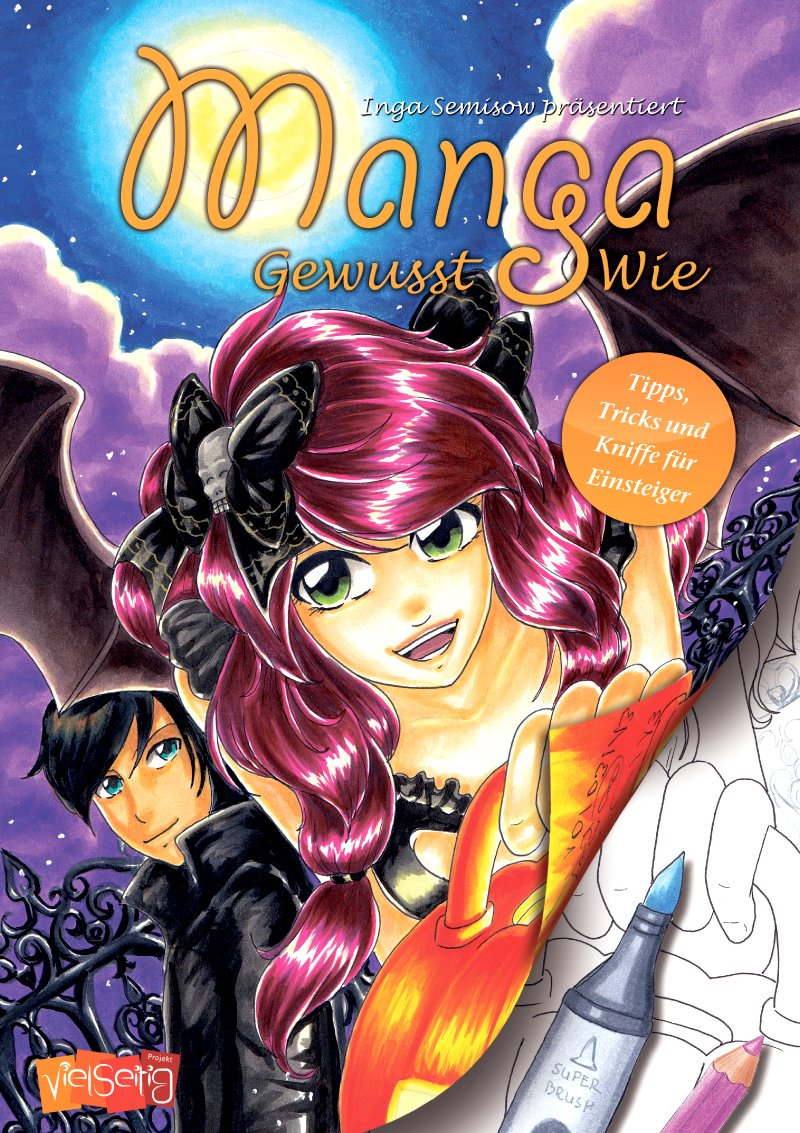 Manga - Gewusst Wie Taschenbuch – Illustriert, 1. November 2013 Inga Semisow Projekt Vielseitig 3938467266 20079510