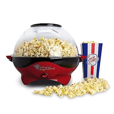 JMPOSNER Halogen Popcorn Maker - Home Popcorn Machine