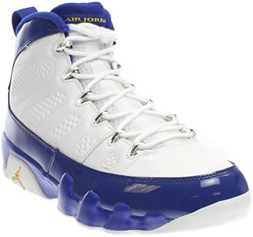 9e942b13905 Nike Air Jordan Men's 9 Retro Anthracite Basketball Shoe: Jordan ...