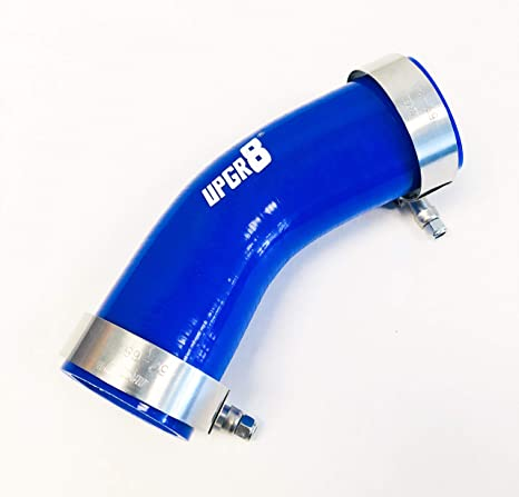 , Blue 51MM 2.0 Upgr8 Universal 4-Ply High Performance 90 Degree Elbow Coupler Silicone Hose