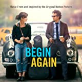 Begin Again Colonna sonora