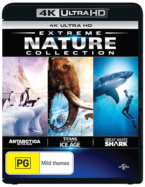 Extreme Nature Collection 4K UHD Blu-ray | Import - Australia