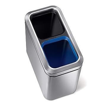 Amazon.com: Reciclador de papel abierto y delgado ...
