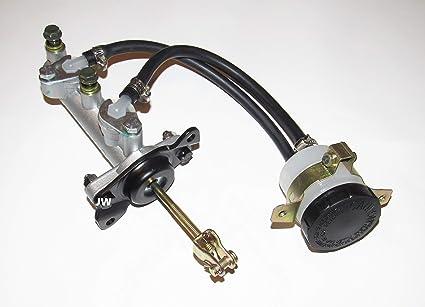 Amazon com: UTV Brake Master Cylinder Pump 400 500 550 700