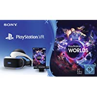 PlayStation VR + Camera + VR Worlds Voucher