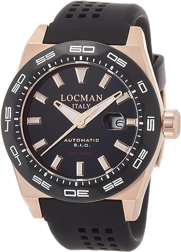 Orologio - man watch - locman stealth 300m automatic 4573282431870