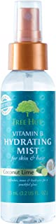 product image for Tree Hut Shea Hydrating Mist, Coconut Lime, 3.2 Fluid Ounce (Pack of 12)