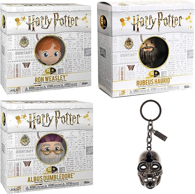 Funko Open Harry Potter Mini Figs Figs 5 Star Character ...