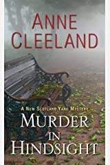 Murder in Hindsight (A New Scotland Yard Mystery Book 3) Kindle Edition