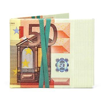 amazon the euro 二つ折り 紙財布 スリム bifold paper wallet slim the