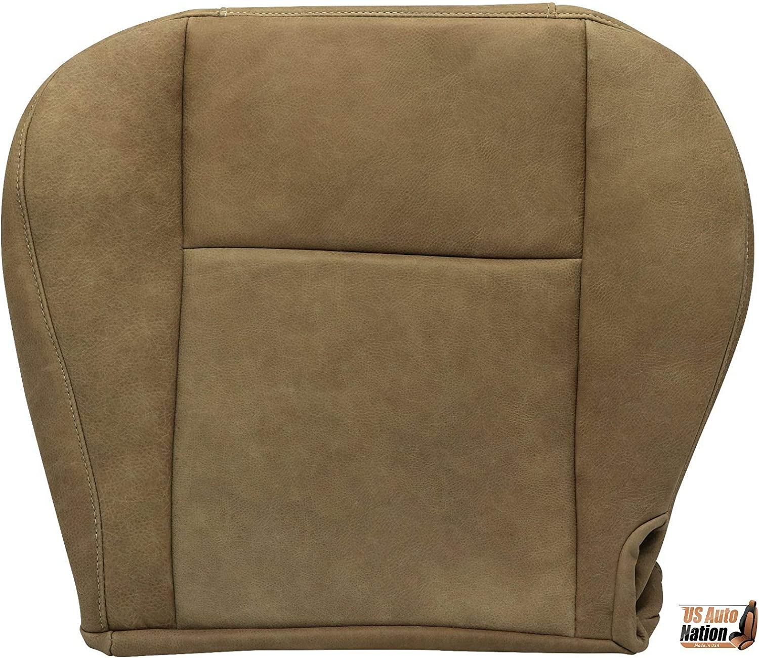 2001 2002 2003 Ford F150 King Ranch Driver Side Bottom Leather Seat Cover