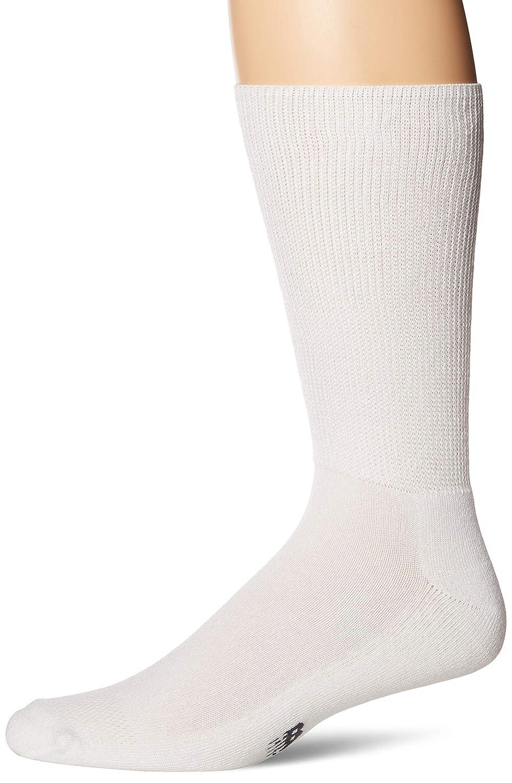 New Balance Men's Wellness Crew Single Pair Folder Socks