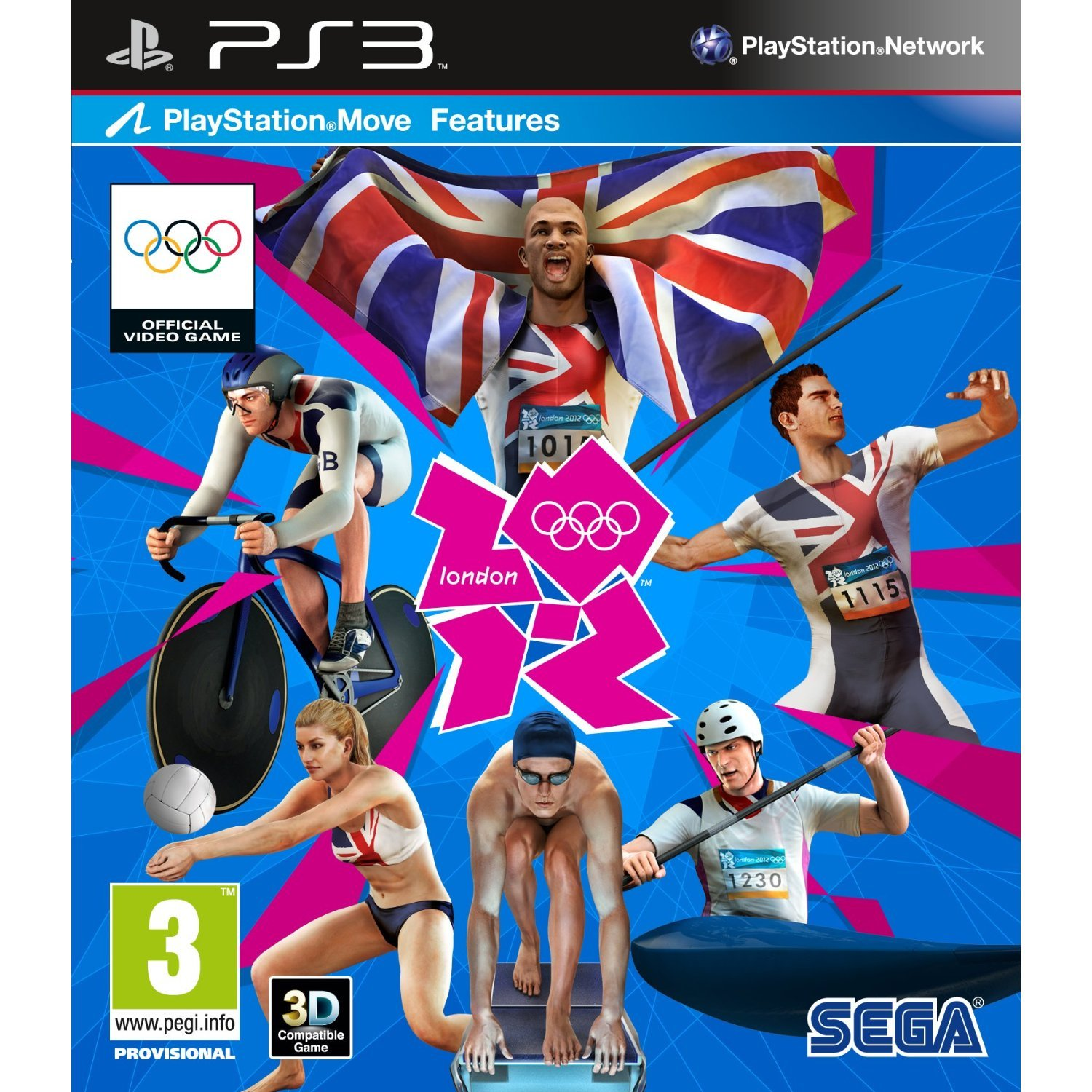 london 2012 olympics video game download