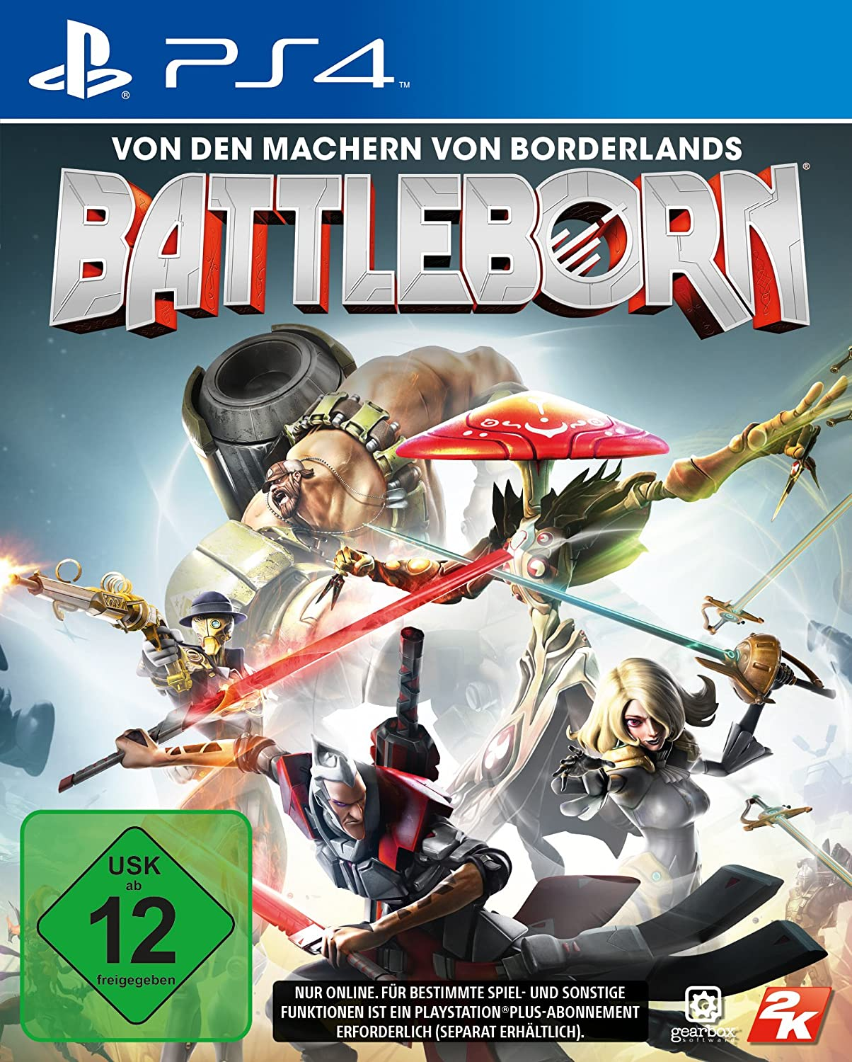 Battleborn PS4 amazon