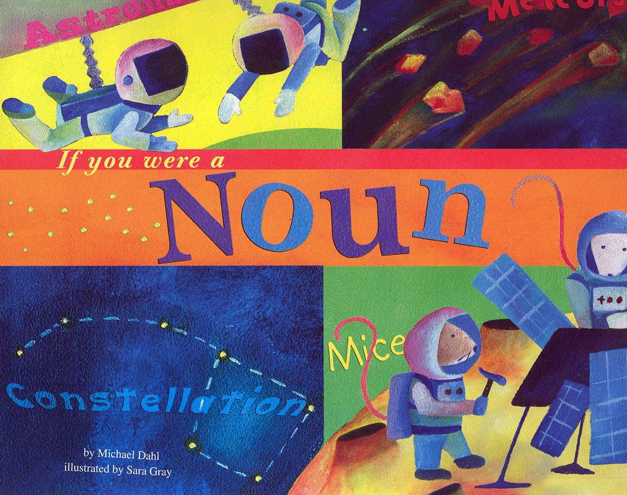 if you were a noun book for teacher classroom kids