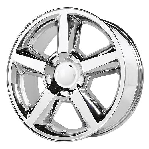amazon wheel replicas v1164 chevrolet tahoe ltz chrome wheel 1992 Chevy Tahoe amazon wheel replicas v1164 chevrolet tahoe ltz chrome wheel 20x8 5 6x5 5 automotive