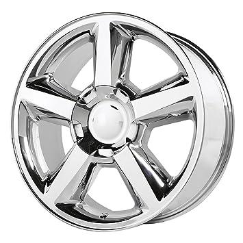 amazon wheel replicas v1164 chevrolet tahoe ltz chrome wheel 2015 HD LTZ Silver wheel replicas v1164 chevrolet tahoe ltz chrome wheel 20x8 5 quot