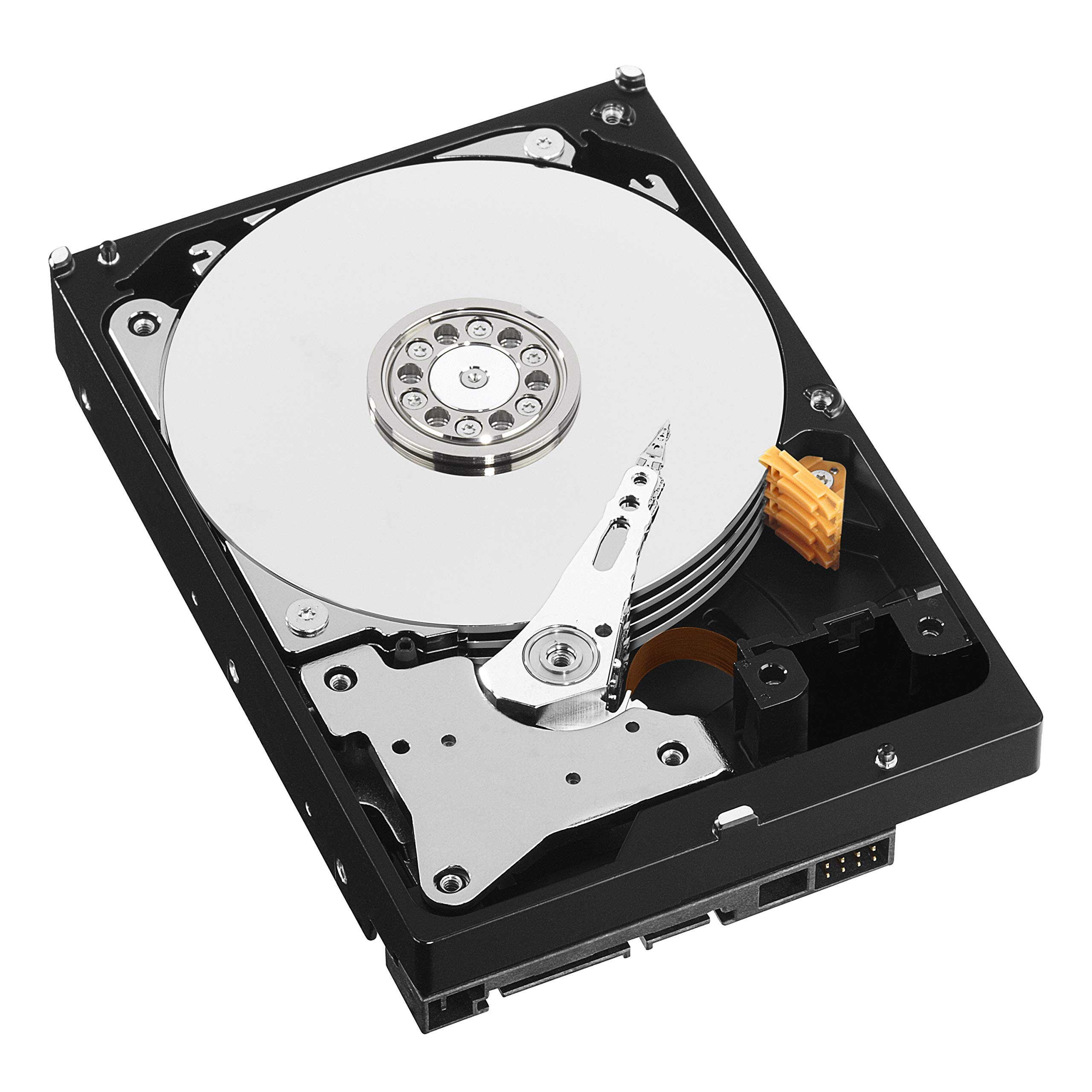WD Red 6TB NAS Internal Hard Drive - 5400 RPM Class, SATA 6 GB/S, 256MB Cache, 3.5'' - WD60EFAX by Western Digital (Image #4)