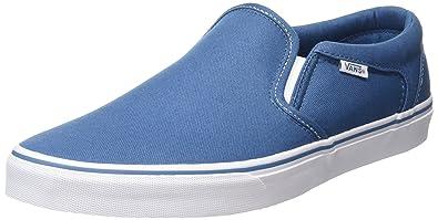 ef32c320677 Vans Men s Mn Asher Low-Top Sneakers  Amazon.co.uk  Shoes   Bags