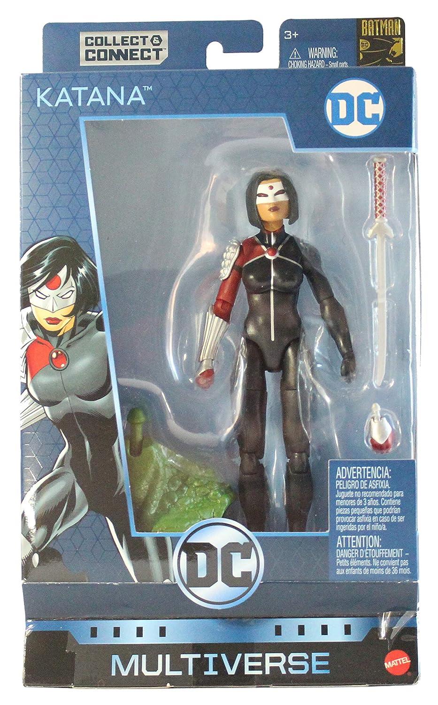 DC Comics Multiverse Katana Figure