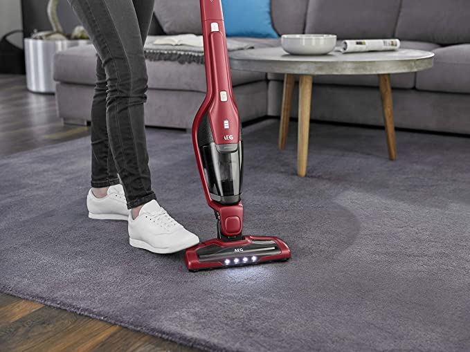 Amazon.com: Aeg - Wireless Stick Vacuum Cleaner Aeg CX7245AN 0,5 L 18 V Red: Clothing