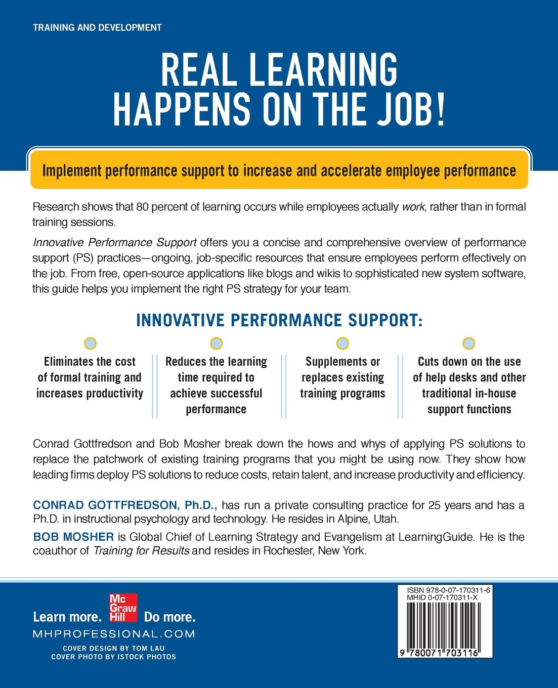 Innovative Performance Support Strategies And Practices For