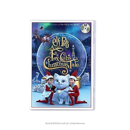 Amazon com: Elf Pets: A Fox Cub's Christmas Tale: Toys & Games