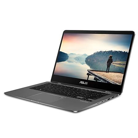 Asus ZenBook Flip 14 UX461FN Multi-Touch 2-in-1 Laptop (Slate Gray)