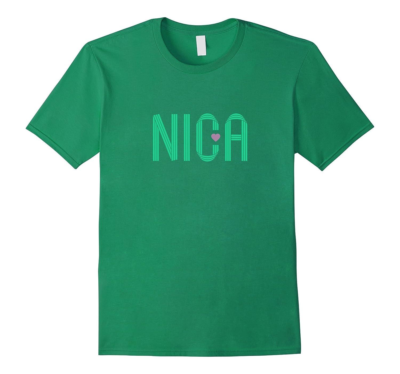 NICA Nicaragua T-shirt-TJ
