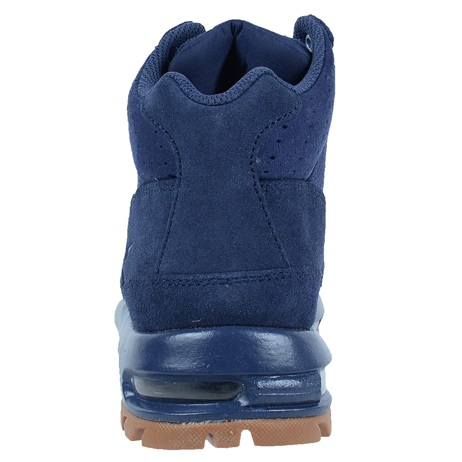 Amazon.com | Nike Kids Air Max Goadome GS ACG Boots Midnight Navy Midnight  Navy 311567 400 | Boots