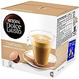 NESCAFÉ DOLCE GUSTO Cortado Espresso Macchiato 3 confezioni da 16 capsule [48 capsule]