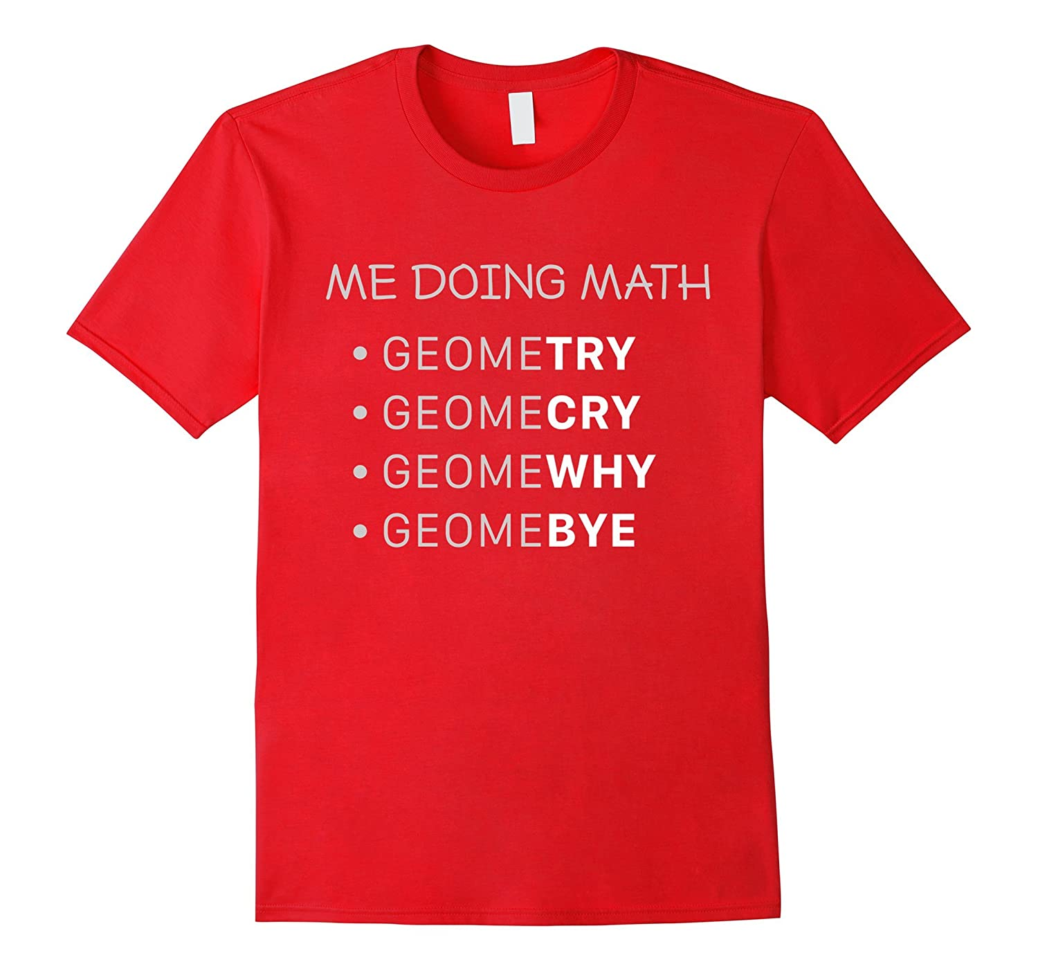 This Is Me Doing Math Funny T-Shirt-CL