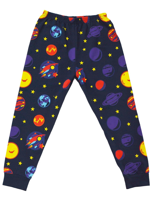 KISBINI Toddler Boys Cartoon Cotton PJ PJS Pajama Sets