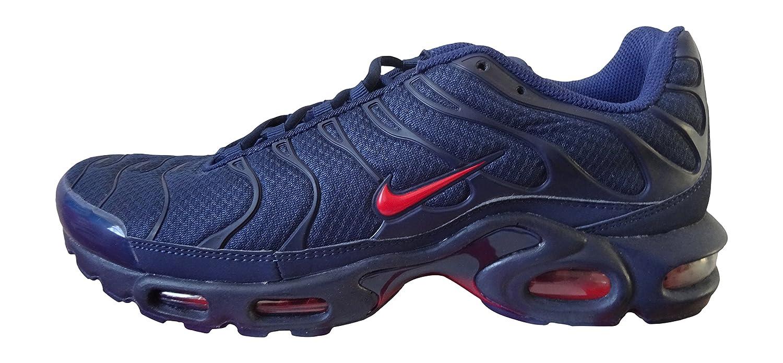 Nike Air MAX Plus TXT TN Tuned 1 Hombre Zapatillas, Color, Talla 44.5 EU: Amazon.es: Zapatos y complementos