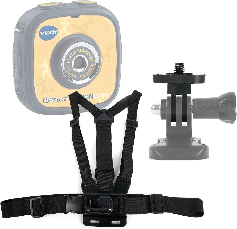 DURAGADGET Arnés Ajustable para Pecho Compatible con La cámara de ...