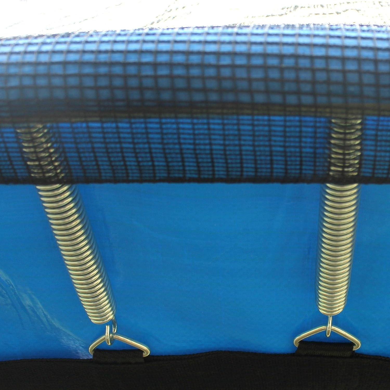 YELLOO Sport Trampolino Elastico Diametro 185 cm Tappeto Salto per Bambini Gioco Giardino e Casa