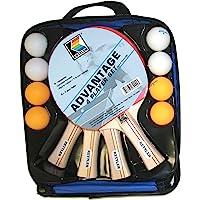 KETTLER Advantage 4-Player Table Tennis Set
