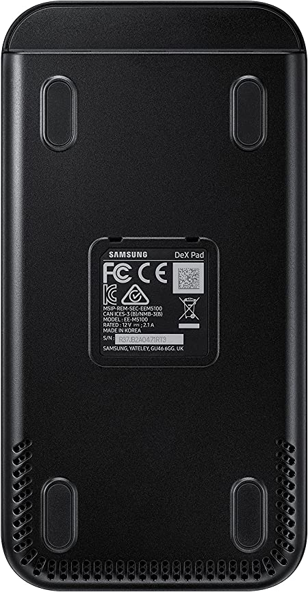Samsung Dex Station pour Galaxy S9S9 + </p>                 <!--bof Quantity Discounts table -->                                 <!--eof Quantity Discounts table -->                  <!--bof Product URL -->                                 <!--eof Product URL -->             </div>             <div id=