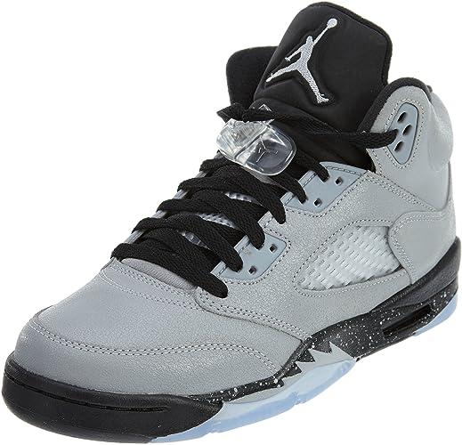 Nike Air Jordan 5 Retro GG, Chaussures de Basketball Femme
