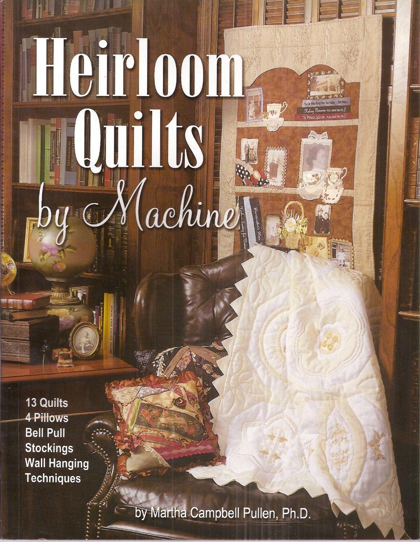 Download Heirloom Quilts by Machine PDF