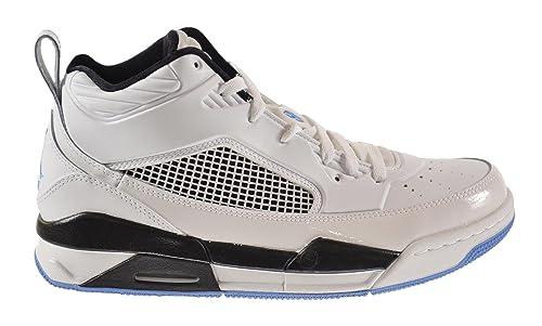 wholesale dealer 62f35 f5498 Jordan Flight 9.5 Men s Shoes White Legend Blue-Black 654262-127 (13